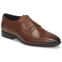 Schuhe Herren Derby-Schuhe Carlington NANDY Braun
