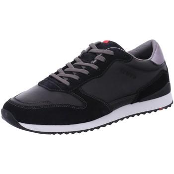 Schuhe Herren Sneaker Low Lloyd Schnuerschuhe EDMOND 2090010 schwarz