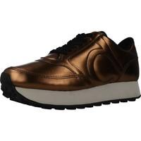 Schuhe Damen Sneaker Duuo PRISA HIGH 001 Gold