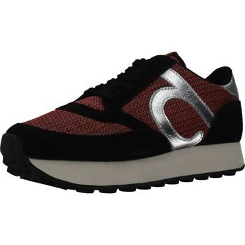 Schuhe Damen Sneaker Low Duuo PRISA HIGH 05 MP Schwarz