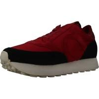 Schuhe Damen Sneaker Low Duuo PRISA HIGH 12 MP Rot