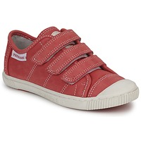 Schuhe Kinder Sneaker Low Pataugas BISTRO Rot