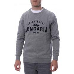 Kleidung Herren Sweatshirts Hungaria H-16TLMOEOLE Grau