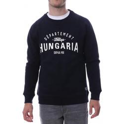 Kleidung Herren Sweatshirts Hungaria H-16TLMOEOLE Blau