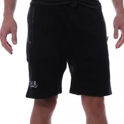 Kleidung Herren Shorts / Bermudas Hungaria H-16BLMOKOSRR Schwarz