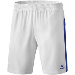 Kleidung Herren Shorts / Bermudas Erima Sport MASTERS shorts with inner slip 1160702 weiß