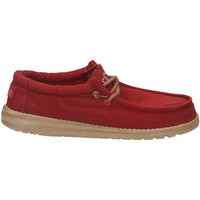 Schuhe Herren Slipper Hey Dude WALLY WASHED brick
