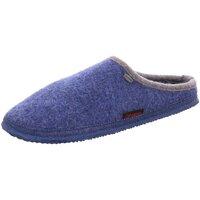 Schuhe Herren Hausschuhe Giesswein DANNHEIM 3210 42084/514 blau