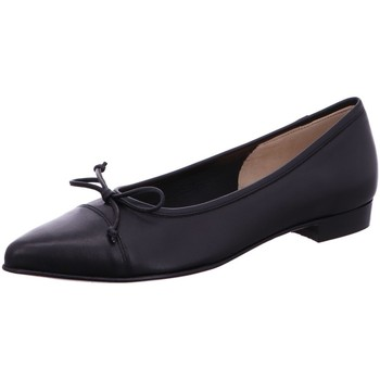 Gabriele Premium Sisa/Ledersohle 5933 nero schwarz - Schuhe Slipper Damen 13995