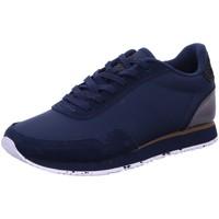 Schuhe Damen Derby-Schuhe & Richelieu Woden Schnuerschuhe Nora III navy WL163-010 blau