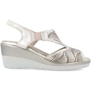 Schuhe Damen Sandalen / Sandaletten Pitillos 6030 Gold