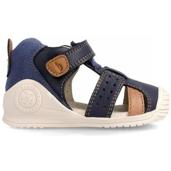 Schuhe Jungen Sandalen / Sandaletten Biomecanics 202143 Blau