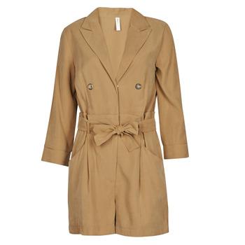 Kleidung Damen Overalls / Latzhosen Only ONLBREEZE Kaki