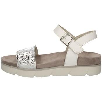 Schuhe Damen Sandalen / Sandaletten Imac 509060 SILBER