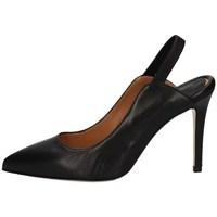 Schuhe Damen Pumps Alessandra Peluso SM805 SCHWARZ