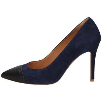 Schuhe Damen Pumps Alessandra Peluso SM800 BLAU