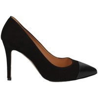 Schuhe Damen Pumps Alessandra Peluso SM800 SCHWARZ