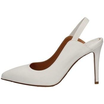 Schuhe Damen Pumps Alessandra Peluso SM805 WEISS