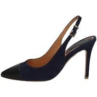 Schuhe Damen Pumps Alessandra Peluso SM801 BLAU
