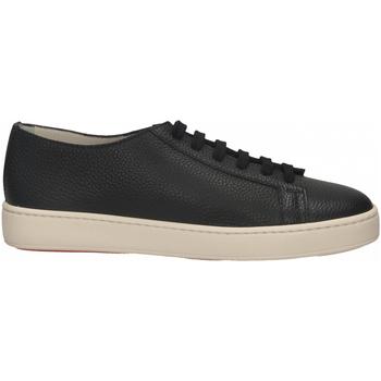 Schuhe Herren Sneaker Low Santoni TENNIS 6F+T.LIS+INF. SUMMER blu