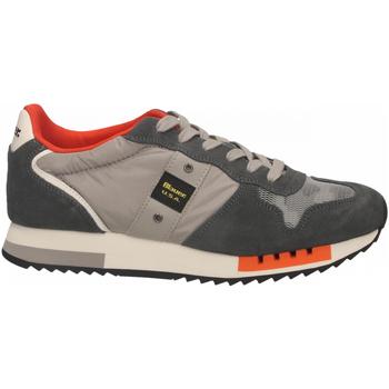 Schuhe Herren Sneaker Low Blauer QUEENS01 grey