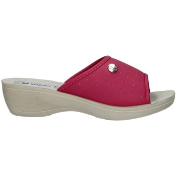 Schuhe Damen Pantoffel Inblu I Bianchi PL 45 FUCHSIE