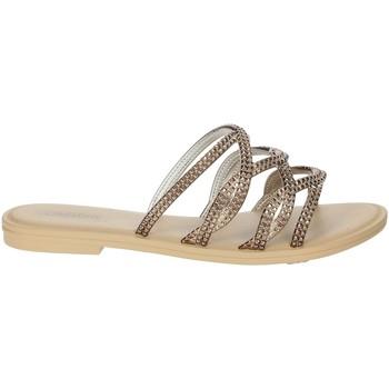 Schuhe Damen Pantoffel Grendha 17629  Bronze