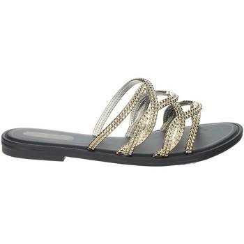 Schuhe Damen Pantoffel Grendha 17629 Schwarz