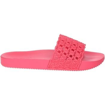 Schuhe Damen Pantoletten Zaxy 17699 Fuchsia