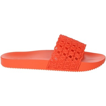 Schuhe Damen Pantoletten Zaxy 17699 Rot