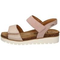 Schuhe Damen Sandalen / Sandaletten Mephisto P5133895 NACKT