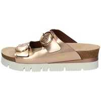 Schuhe Damen Pantoffel Mephisto P5130484 ROSA