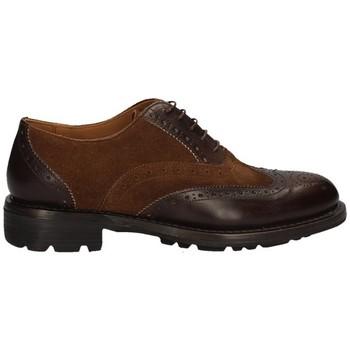 Schuhe Damen Richelieu Campanile CC42 BRAUN