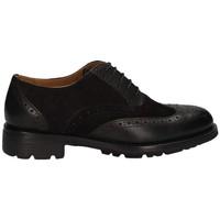 Schuhe Damen Richelieu Campanile CC42 SCHWARZ