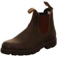 Schuhe Herren Stiefel Blundstone , 500 braun