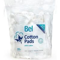 Beauty Gesichtsreiniger  Bel Cotton Pads 100% Algodón 8x10 Cm  200 uds
