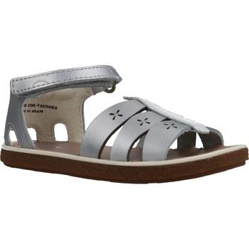 Schuhe Mädchen Sandalen / Sandaletten Camper K800367 Weiß