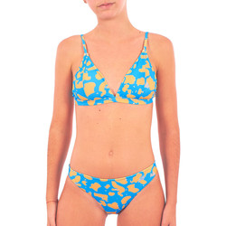 Kleidung Damen Bikini Back Bloom BB200 BLEU Blau