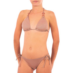 Kleidung Damen Bikini Back Bloom BB150 TAUPE ROSE Braun