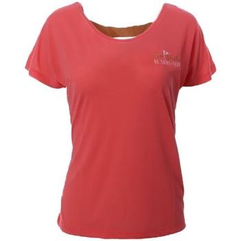 Kleidung Damen T-Shirts Les voiles de St Tropez V8TSW02-XCM Rose