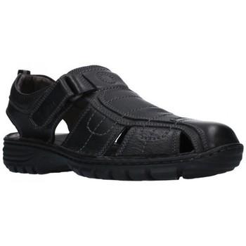 Schuhe Herren Sandalen / Sandaletten T2in R-2071 Hombre Negro noir