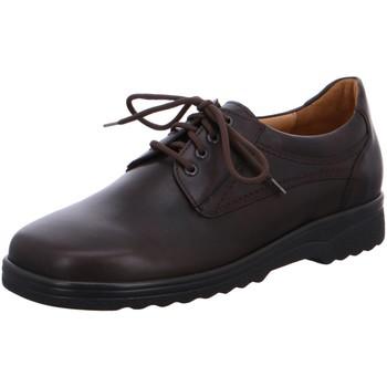 Schuhe Herren Derby-Schuhe Ganter Schnuerschuhe Eric G braun