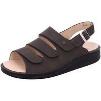 Schuhe Herren Sandalen / Sandaletten Finn Comfort Offene 02509-518218 grau