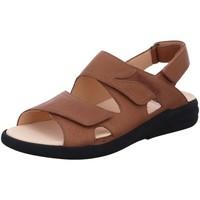 Schuhe Herren Sandalen / Sandaletten Ganter Offene Harry 257027 braun