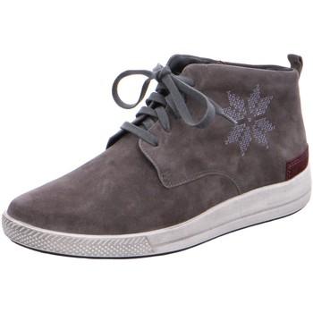 Schuhe Damen Stiefel Ganter Stiefeletten Giulietta 204168 grau