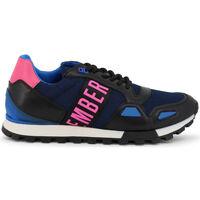 Schuhe Herren Sneaker Low Bikkembergs - fend-er_2232 Blau