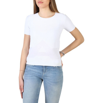 Kleidung Damen T-Shirts Armani jeans - 3y5m2l_5m22z Weiss