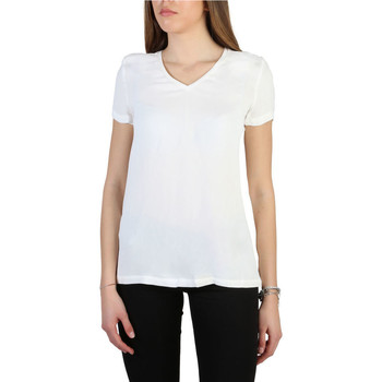 Kleidung Damen T-Shirts Armani jeans - 3y5h43_5nyfz Weiss