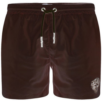 Kleidung Herren Badeanzug /Badeshorts Ed Hardy - Roar-head swim short black Schwarz