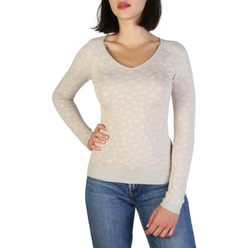 Kleidung Damen Pullover Armani jeans - 7v5m8a_5m1gz Braun